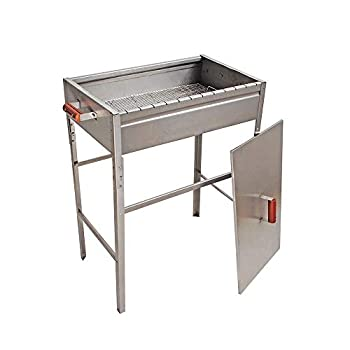 Aramco BBQ Grill & Lid Large Stainless Steel