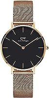 ساعة بتيت ملروز من دانيال ولينجتون للنساء - 32 ملم - DW00100161