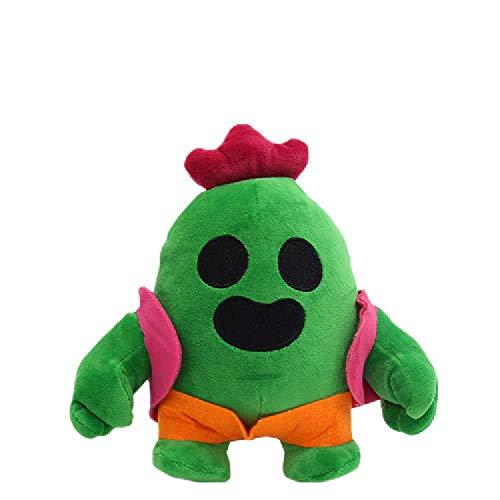 flower Knuffels, Cactus Pluche Pop 20CM Leuke Anime Game Spike Model Pluche Pop Knuffel Zachte Cactus Knuffels Voor Kinderen Kids Cactus cactus
