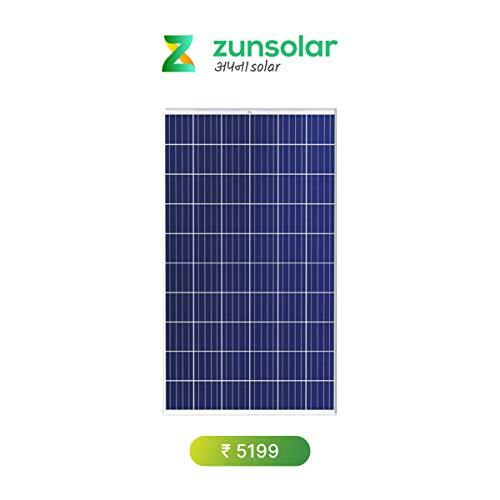 ZUNROOF 165 watt Solar Panel polycrystalline Carat24 ZR Series