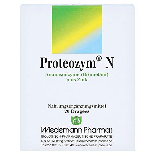 Proteozym N Dragées, 20 St. Tabletten