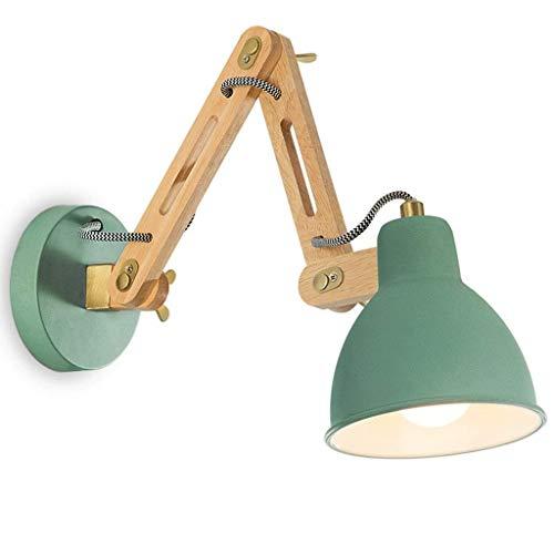 HIZLJJ Lámpara de pared Lámpara de armario Apliques Estado rústico Aspecto industrial...