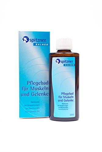 Bad für Muskeln und Gelenke - Spezialbad von Spitzner, 190 ml