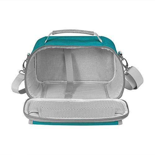 keleiesXD Estuche de Transporte para Cricut Joy Bolso de Mano portátil Bolsa de Almacenamiento de Gran Capacidad con asa para Cricut Joy Welcoming