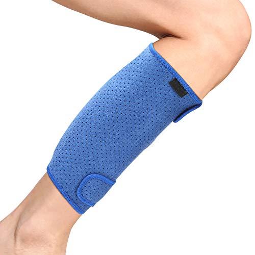 Regalos de abril Mangas de compresión para piernas Calcetines de compresión para pantorrillas, espinilleras para actividades al aire libre, baloncesto, correr, esquiar Adecuado para hombres y mujeres