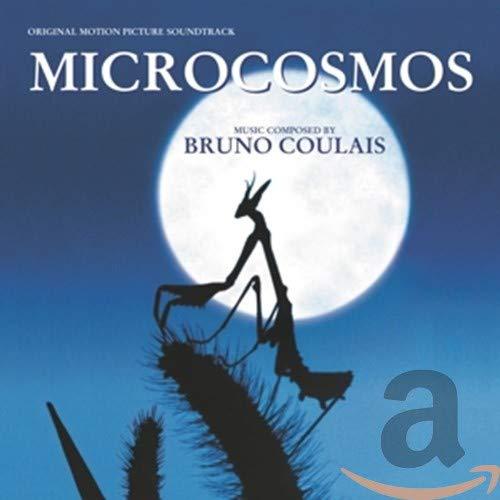Cover herunterladen Mikrokosmos: Das Volk der Gräser (O.S.T.)