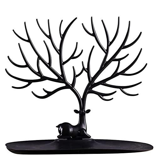 UVAN ART Conejito enamorado de la decoración del salón, figura decorativa gris...