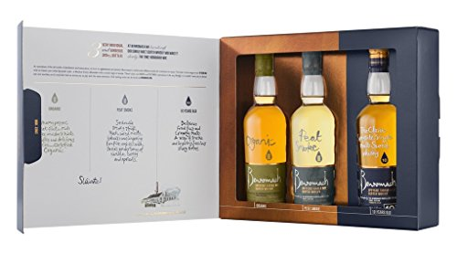 Benromach - Trio Probierset Single Malt Scotch Whiskey 46% - 3x0,2l