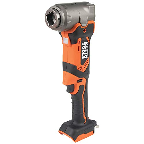Klein Tools BAT20LW Right-Angle Impact Wrench, 300 ft-lb, Compact, Cordless and Battery Operated, Tool Only