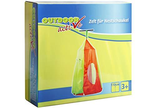 VEDES Großhandel GmbH - Ware 71703347 Outdoor Active Zelt für Nestschaukel 1, bunt