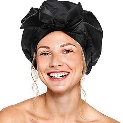 Duschhaube Damen Wasserdicht Wiederverwendbar