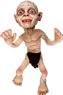 LORD OF THE RINGS-SMEAGOL RESIN HEAD-PLUSH BODY DOLL-GOLLUM-12