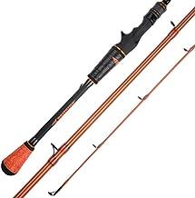 KastKing Speed Demon Pro Bass Fishing Rods, Cast-Punchinft Rod-7ft 11in H Power-Fast