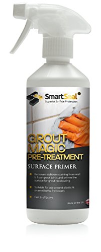 Grout Magic Primer and Cleaner - 500 ml - Increases Porosity...