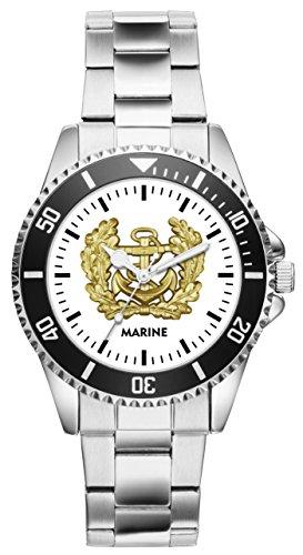 Soldat Geschenk Bundeswehr Marine Uhr 1176