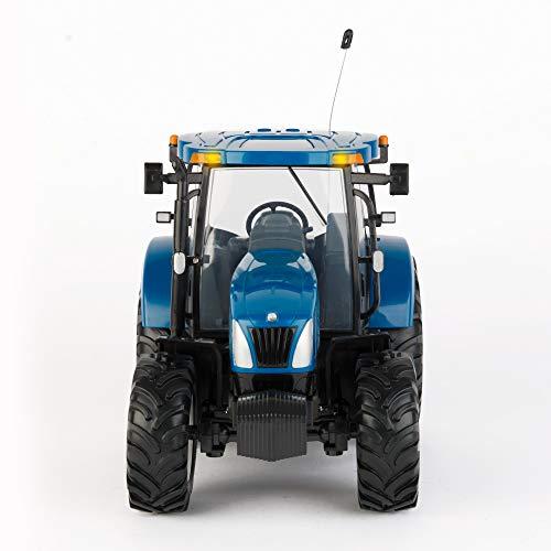 RC Auto kaufen Traktor Bild 3: TOMY Britains Spielzeug Traktor