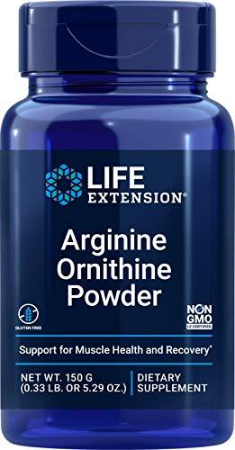 Life Extension Arginina Ornitina Polvere - 150 g
