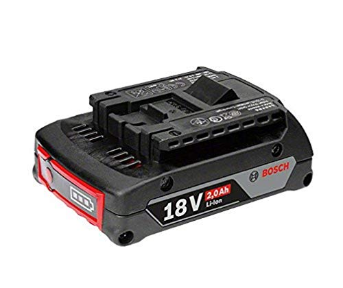 Bosch Professional GBA 18 V 2,0 Ah M-B Einschubakku, 2607336906