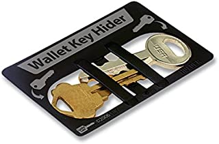Best spare key holder for wallet Reviews