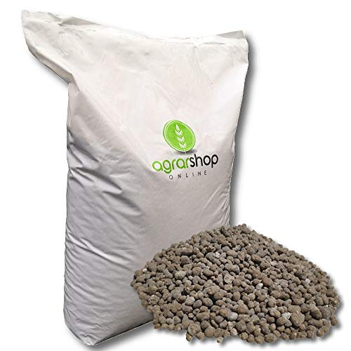 Potasa de thomas Abono vegetal Fertilizante Base De Fertilizante De Potasa, 25 kg