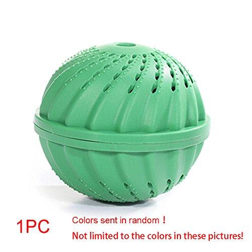 VerneAnn Eco Magic Laundry Ball Lavadora pa Limpia y Suave Wash ...