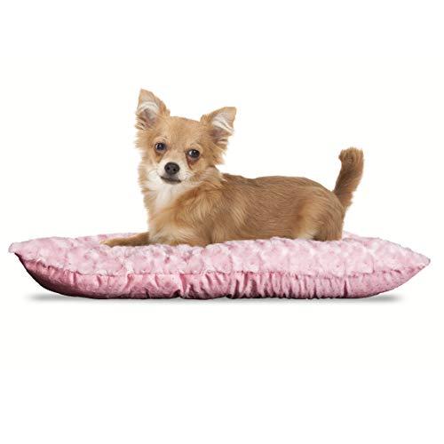 Furhaven Pet Dog Tufted Pillow Cushion