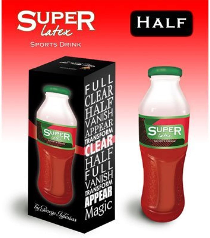 Murphys Super Latex Sports Drink (Half) by Twister Magic  Trick