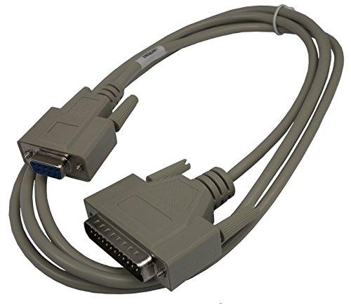 Preisvergleich Produktbild Lantronix Serielles Kabel 500-163-R für Geräteserver EDS 1100 und 2100