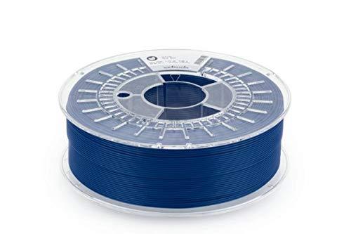 extrudr® PLA NX2 MATT ø1.75mm (1.1kg) 'BLAU/BLUE STEEL MATT' (RGB 127:127:127) - 3D Drucker Filament - Made in Austria - höchste Qualität zum fairen Preis!