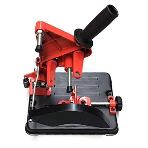 Angle Grinder sostenedor del soporte soporte de la ayuda de herramientas de accesorios para herramientas ajustable para bases de maquinarias para la industria 100-125mm