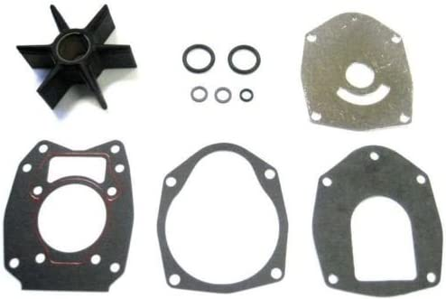 B. Water Pump Impeller Repair Kit Cheap super special Complete Free Shipping price Mercruiser for 2 One Gen Alpha