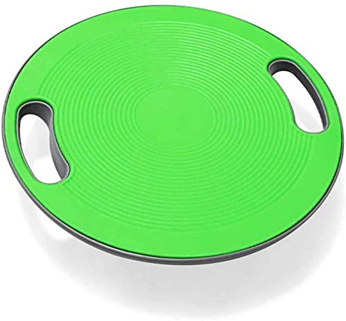 Amazing Deal Balance Disk Lightweight Portable Yoga Balance Board Durable Non-Slip Home Fitness Coor...