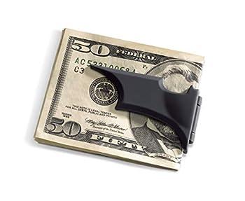 The Noble Collection Batarang Money Clip Black