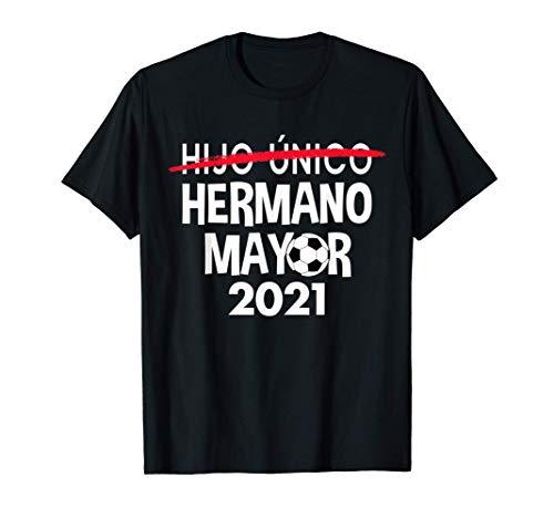 T-Shirt Hermano Mayor 2021 Fútbol Camiseta