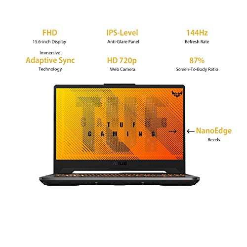 Omstar (AsusNEW) TUF Gaming A15 Laptop 15.6