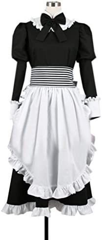 Cheap sale Dreamcosplay Anime Hetalia: Axis Powers Black Maid Unifor Russia Special sale item