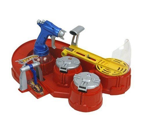Hot Wheels Mattel - N4443 - Voiture Miniature - Playset Color Shifter