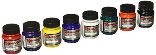 Jacquard Dye-Na-Flow 8 Color Set