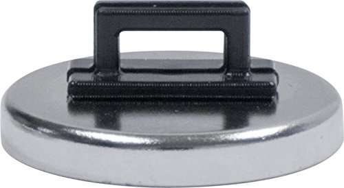 MAG-MATE MX1000ZIP1 Cup Magnet with Black Zip Tie Holder, 7 lb