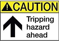 ヴィンテージアルミニウムレトロメタルサイン注意上向き矢印のサインで危険を回避壁のアートホーム屋内屋外ヤードサインノベルティアートサイン