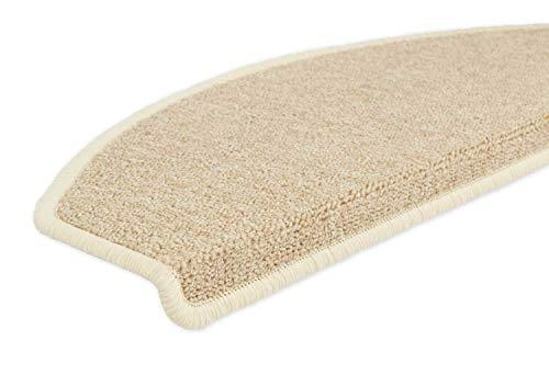 alfombra de Ramses semi-cilíndrico cordón chiné, beige, 1