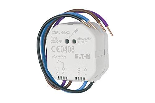 Eaton xComfort Funk Schaltaktor potentialfrei, CSAU-01/02 (240694)