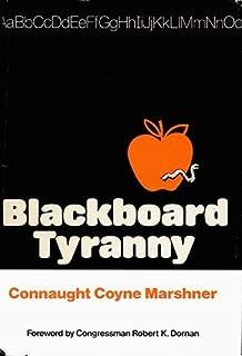 Blackboard tyranny