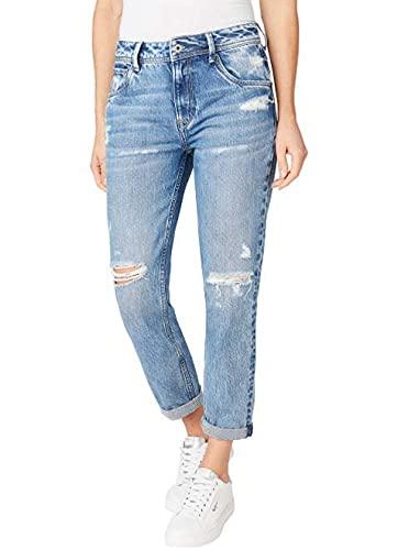 Pepe Jeans Damen Violet Jeans, 000 Denim, 31