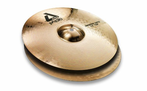 Paiste Alpha Brilliant Hi-Hat 14 Zoll Medium