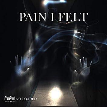 Pain I Felt