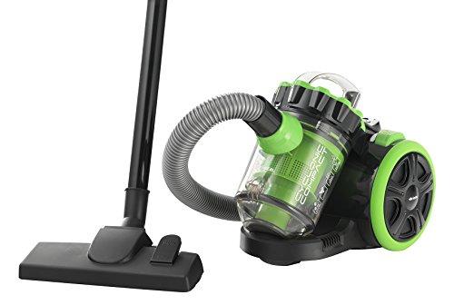 Ariete 2747 Aspirador compacto sin bolsa, 700 W, 2 litros, Plástico, Verde
