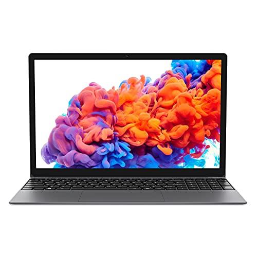 BMAX X15 Pc Portatile 15.6 Pollici Notebook Intel Gemini Lake N4120 (fino a 2,6 GHz) 8GB RAM + 256GB SSD Windows 10 Laptop Wifi, USB3.0, Wifi, BT 4.2, Telecamera