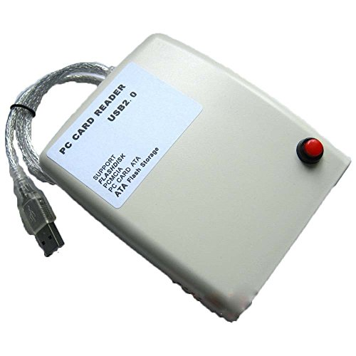 USB2.0 Interface PCMCIA Card Reader, Read Flash/Disk Card/ATA Card