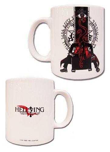 Hellsing Ultimate–Alucard Taza por Hellsing Ultimate
